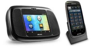 Archos 35 Home Connect Smart Home Phone