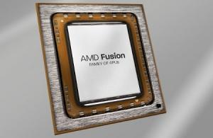 AMD APU Fusion Llano desktop A-Series notebook