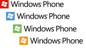Windows Phone 7 nuovo logo quadrato Mango