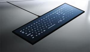 Cool Leaf Keyboard tastiera capacitiva per PC
