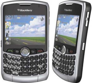 BlackBerry Black-out EMEA RIM