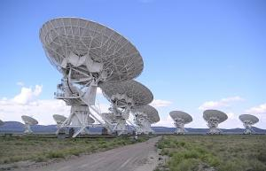 Osservatorio radioastronomico Very Large Array (Ne