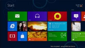 windows 8 pro rt