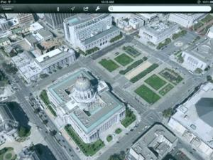 google maps 3d offline android