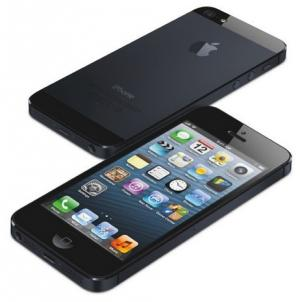 iPhone 5 notte bianca