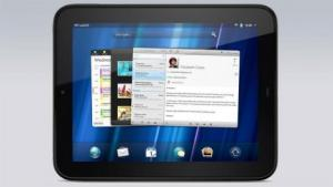webos touchpad LG HP