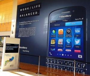 blackberry secure work space