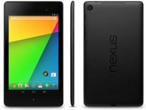 google nexus 7 2 android 4 3