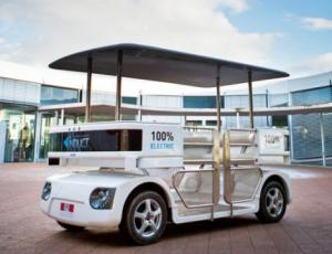 induct navia driverless electric vehicle