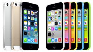 Apple iPhone 5C 5S