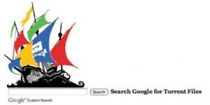 google rimuove link pirate bay