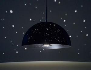 Starry Light LED Lamp Anagraphic