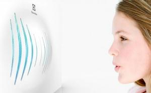 Electrolux Breathing Wall