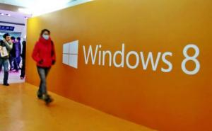 cina ban windows 8