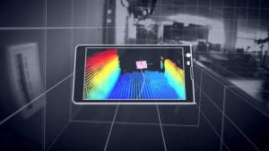 google project tango tablet