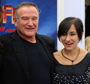 robin williams e zelda