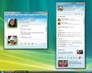 Windows Live Messenger MSN addio