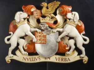 RoyalSocietyCoatofArms