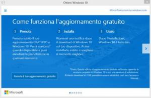 windows10comefunzione
