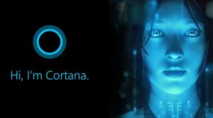 cortana bing edge