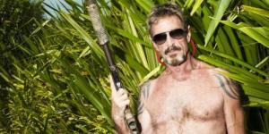 john mcafee documentario