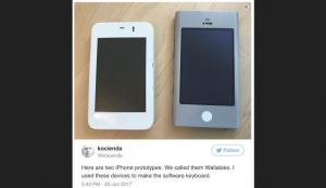iphone prototipes