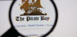 pirate bay criptominer
