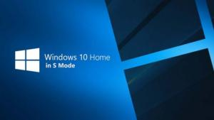 windows10home smode