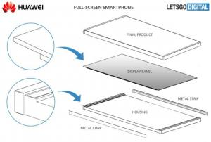huawei full screen smartphone