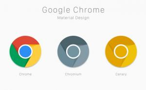 Material Design chrome