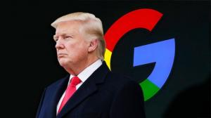 trump google facebook twitter