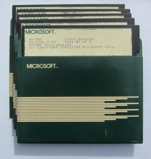 ms dos opensource