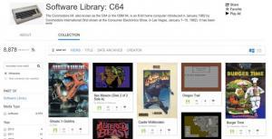 c64 library