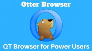 Otter Browser