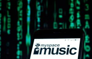 myspace internet archive