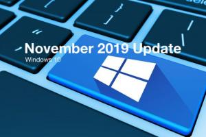 windows 10 november 2019