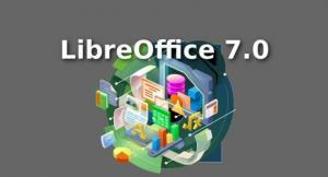 libreoffice 7