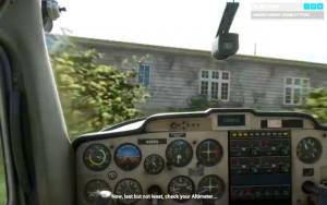 flightsim altimeter